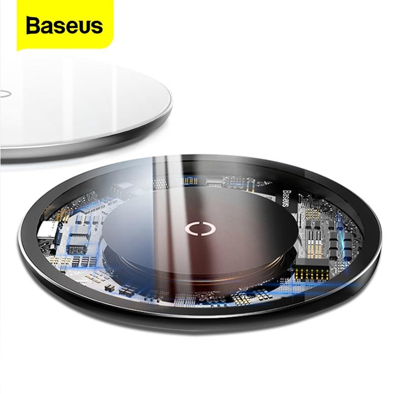 Baseus 10W Qi беспроводная зарядка