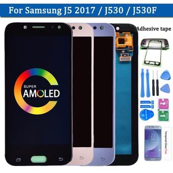 100% Super Amoled экран на Galaxy J5 2017