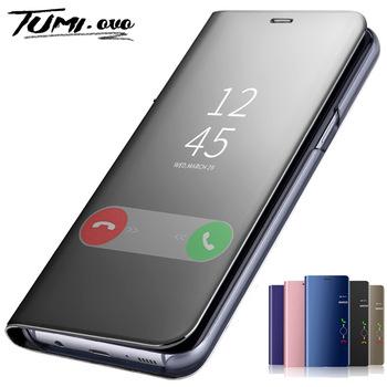 2 Зеркальный чехол на Samsung Galaxy A50
