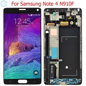 AMOLED экран для Samsung Galaxy Note 4 SM-N910F