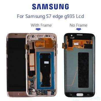 Дисплей для SAMSUNG GALAXY S7 EDGE LCD G935F G935U G935FD