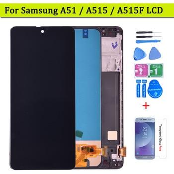 Экран для Galaxy A51 + инструменты