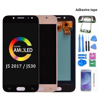 Экран для SAMSUNG GALAXY J5 БУ 2017 J530 J530F LCD