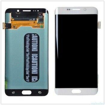 Экран Samsung Galaxy S6 Edge SM-G925 G925F G925I с рамкой