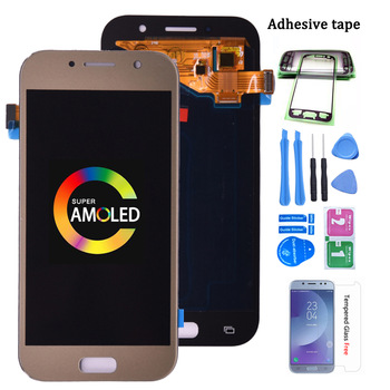 ОРИГИНАЛ! AMOLED дисплей для Samsung Galaxy A5 2017 A520f SM-A520