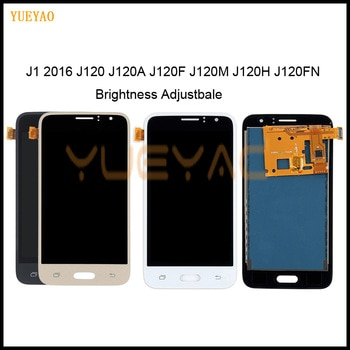 ОРИГИНАЛ! AMOLED экран для Samsung Galaxy J1 2016 J120M J120F J120