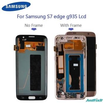 Оригинал! Экран Super AMOLED для Samsung Galaxy S7 Edge
